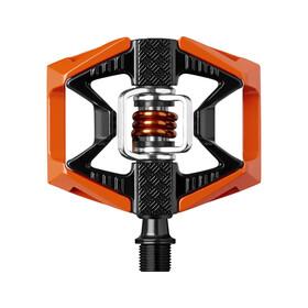 Crankbrothers Double Shot 2 Pedal orange/schwarz